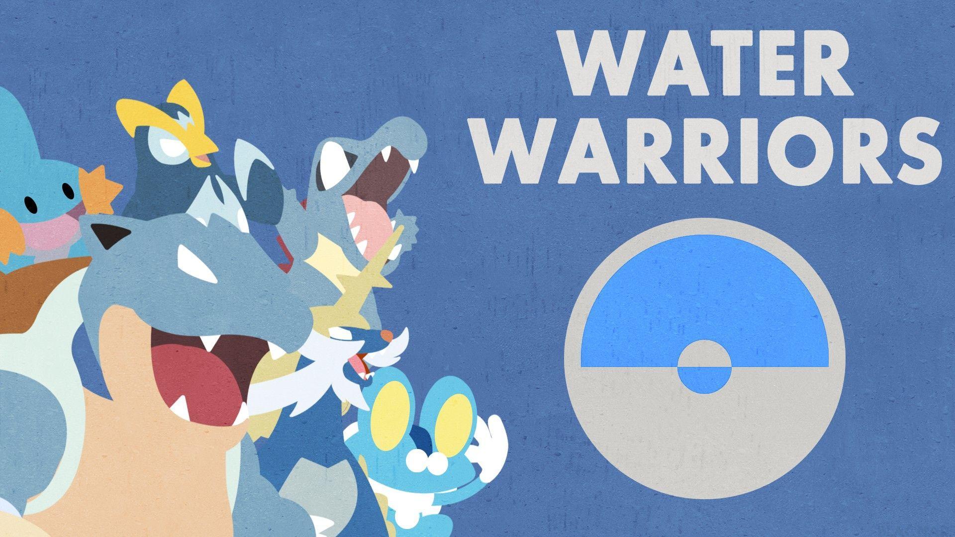 Water Pokemon Wallpapers Wallpaper Cave