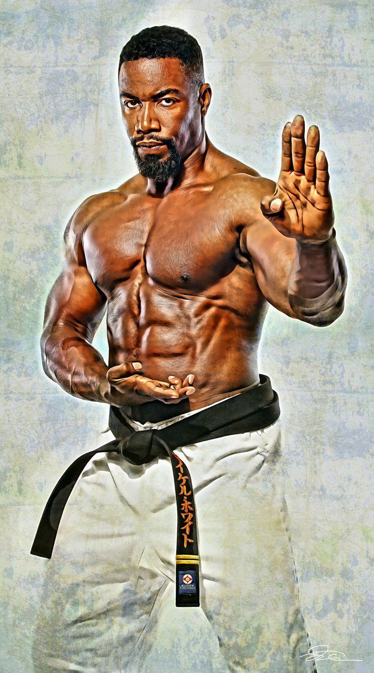 Michael Jai White Wallpapers - Wallpaper Cave