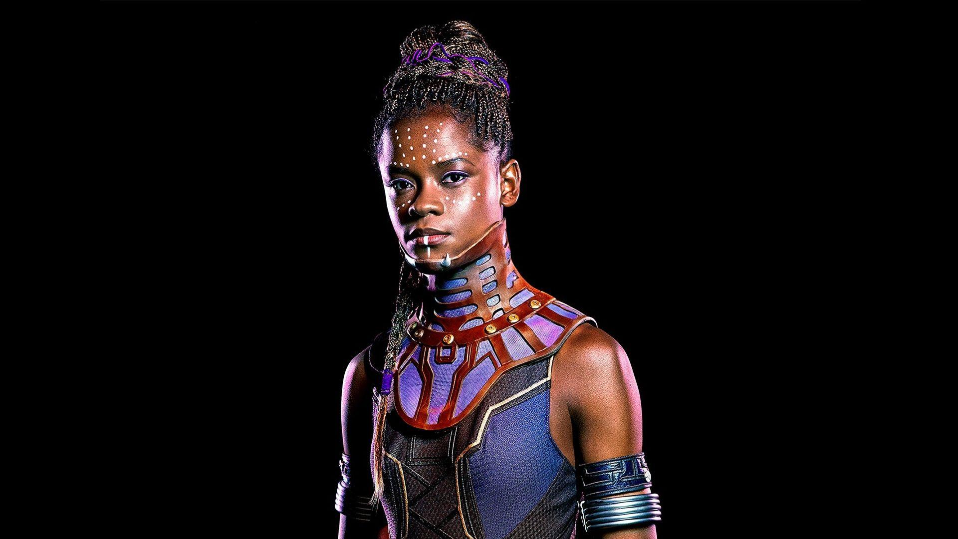 Letitia Wright Wallpapers Wallpaper Cave