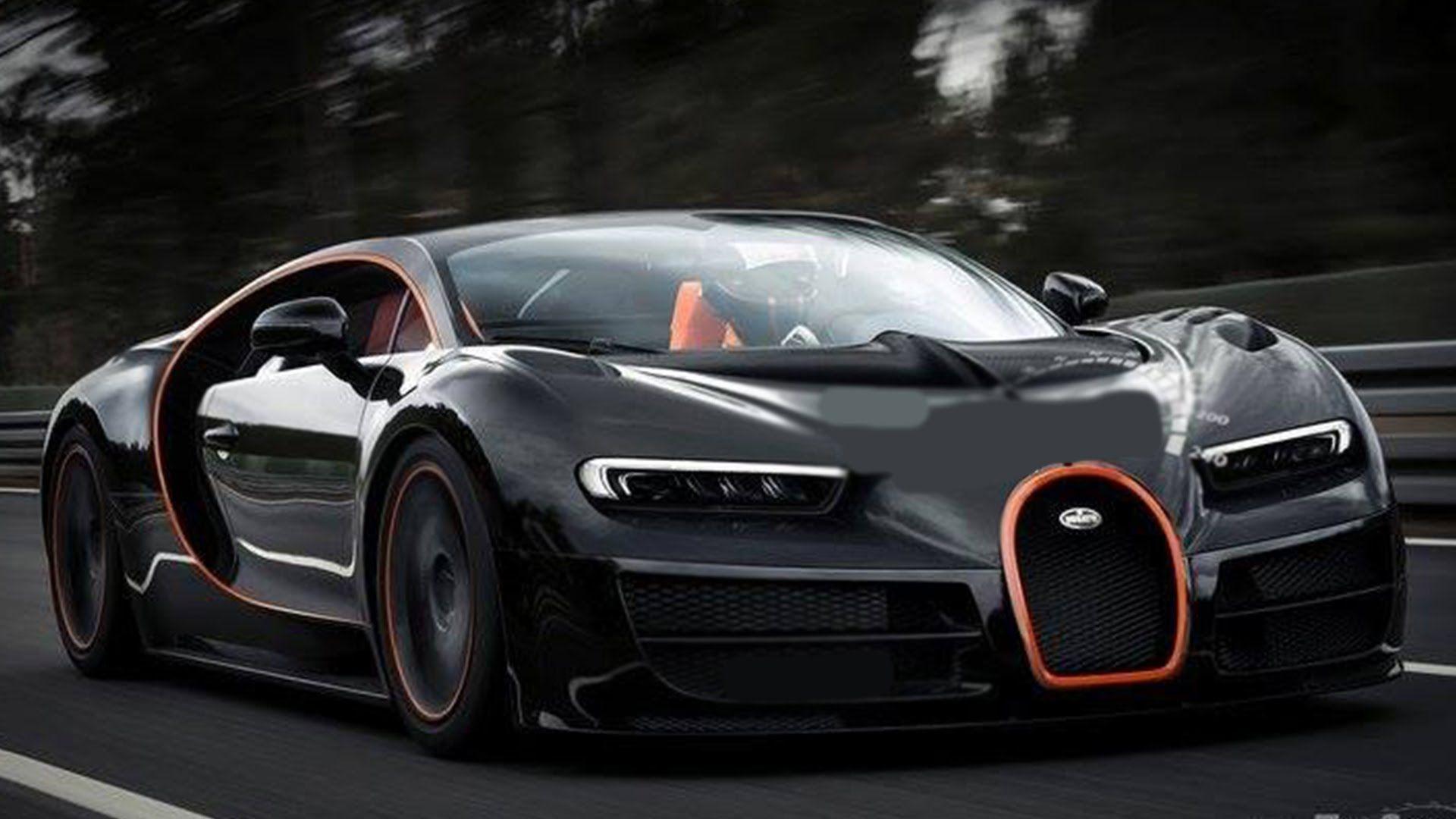 Bugatti Chiron 2018 Wallpapers - Wallpaper Cave