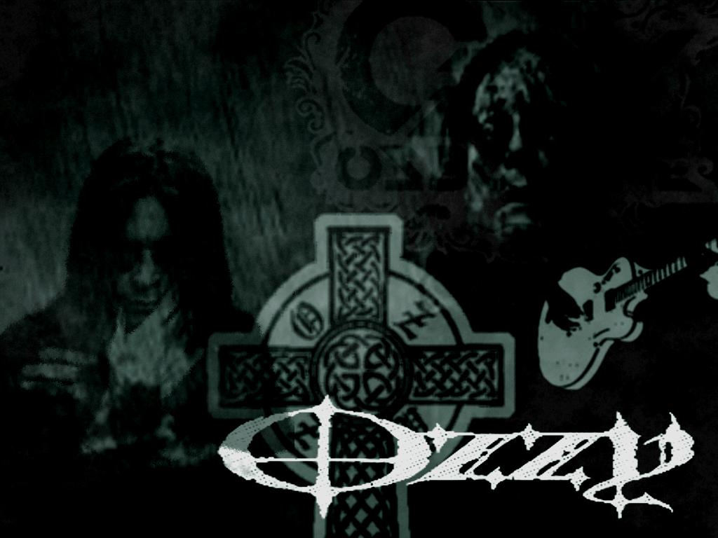 Ozzy Osbourne Wallpaper Black Rain