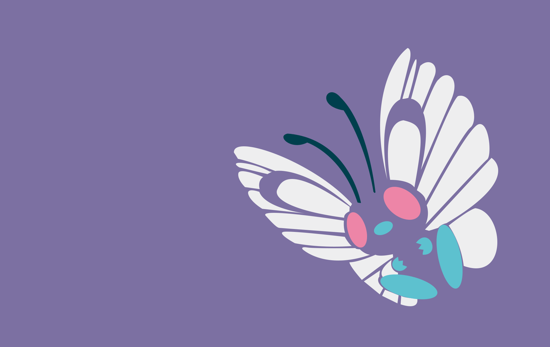 Butterfree by PokeTrainerManro on DeviantArt