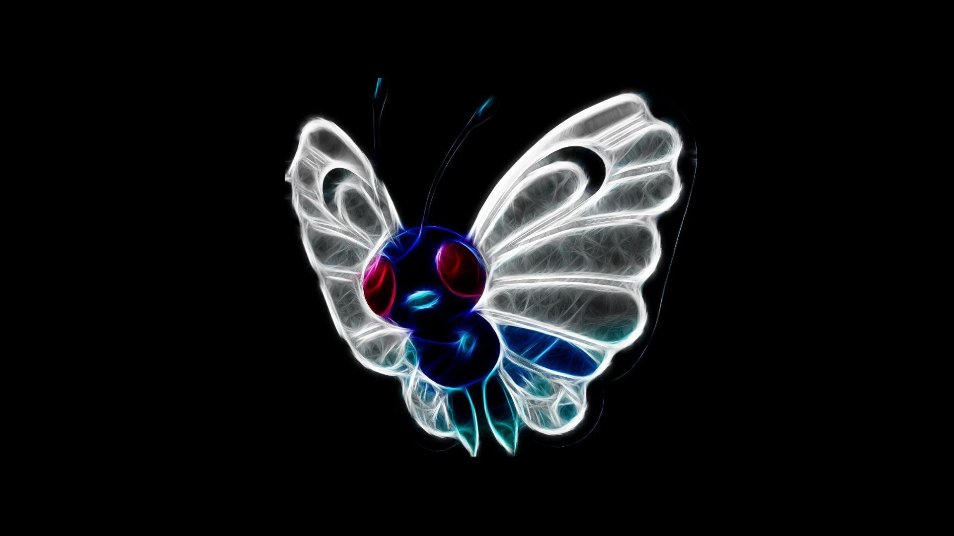 Butterfree by TheBlackSavior on DeviantArt