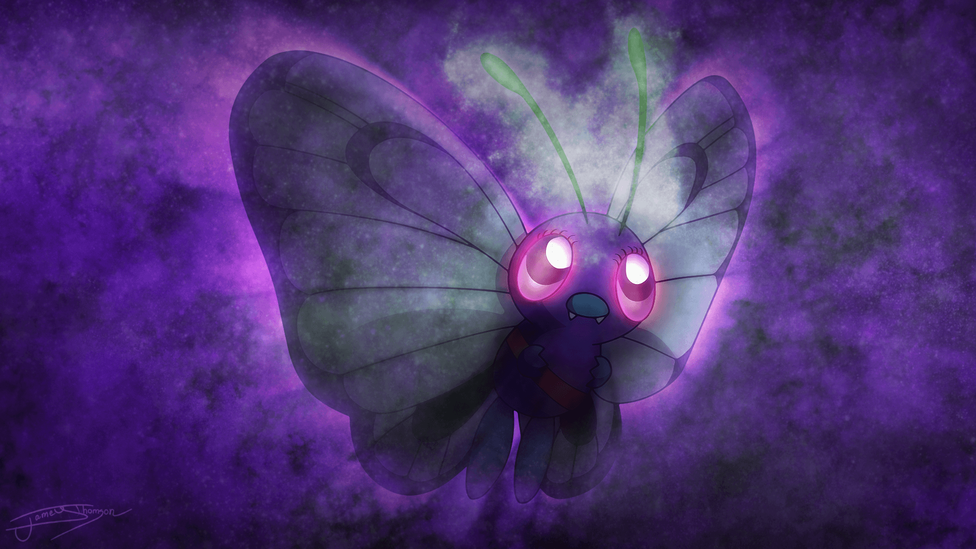 My Butterfree: Liberty by Jamey4 on DeviantArt