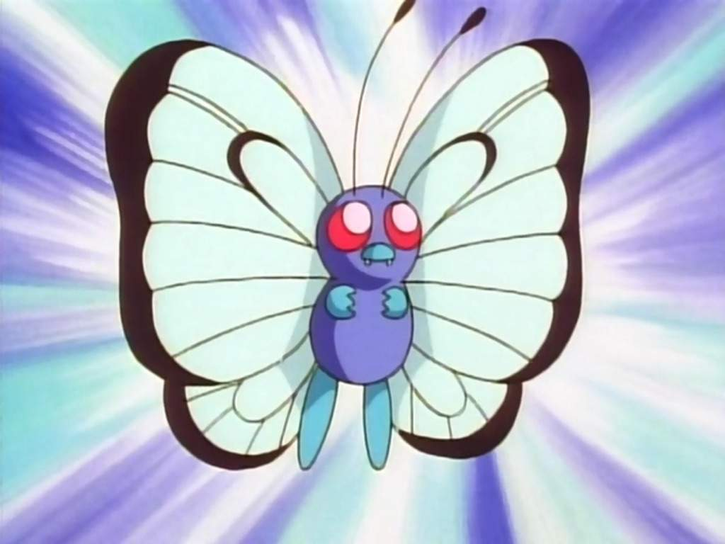 Butterfree | Pokémon Amino