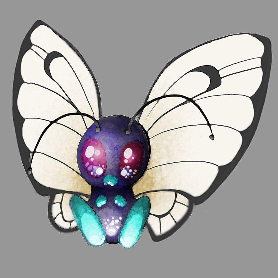 Butterfree by CaptSnoepdoos23 on DeviantArt