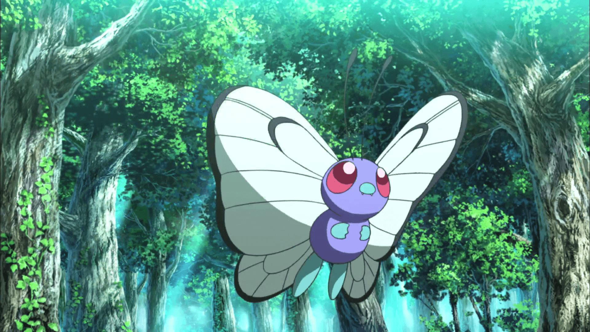 Image - Ash Butterfree M20.png | Pokémon Wiki | FANDOM powered by ...