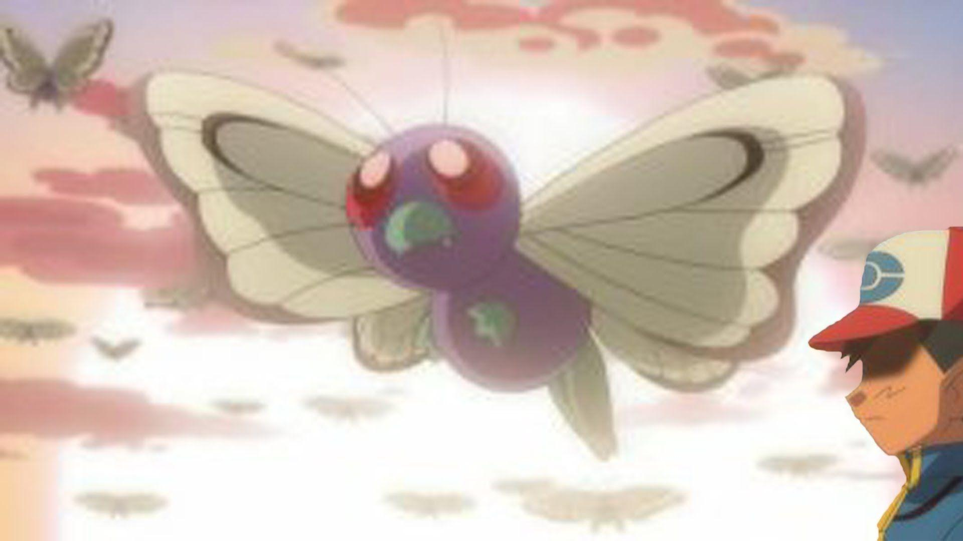 Pokemon Best Wishes 2 Episode Reviews - Ep. 46 *Bye Bye Butterfree ...