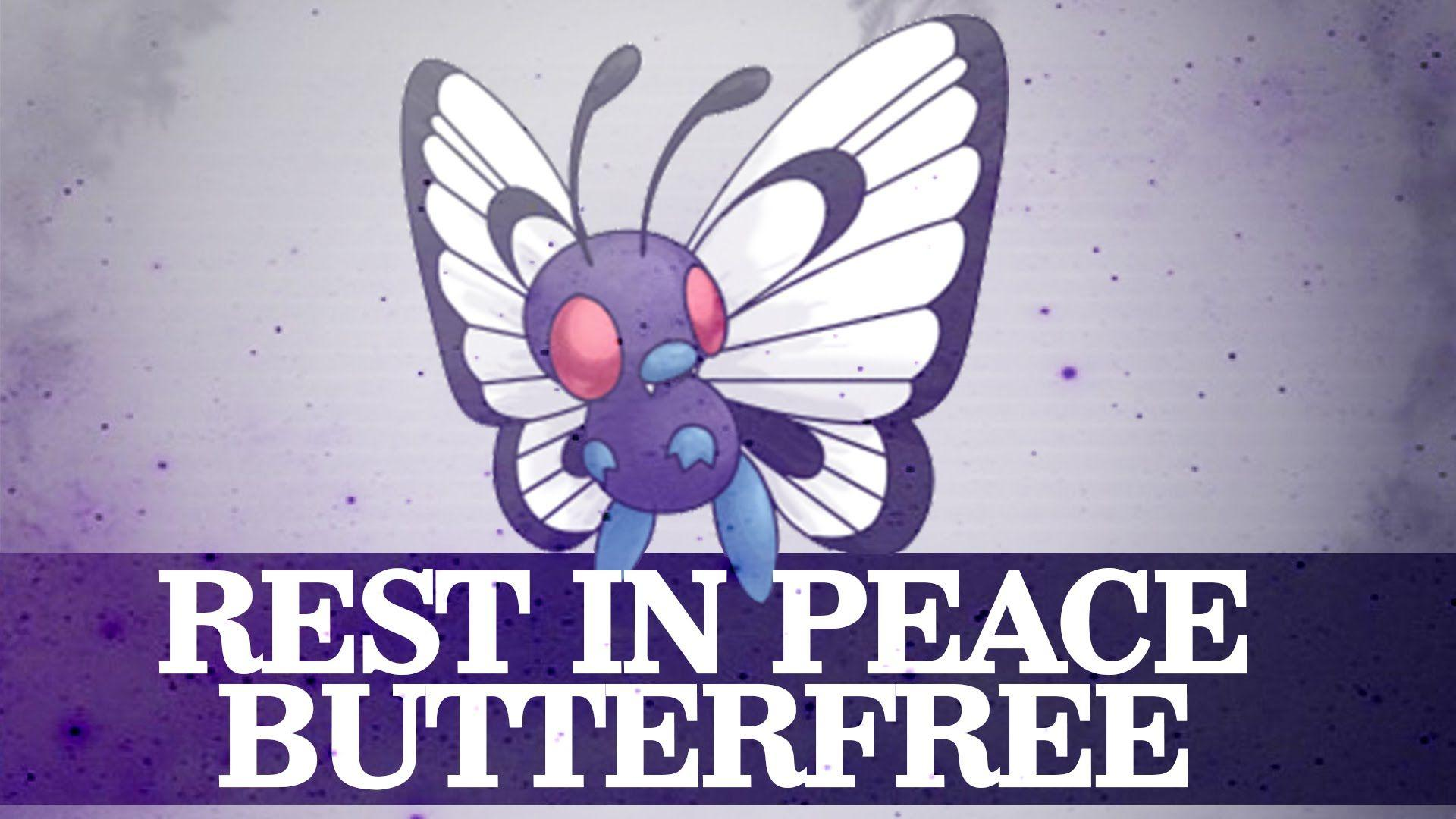R.I.P Sokari the Butterfree - YouTube