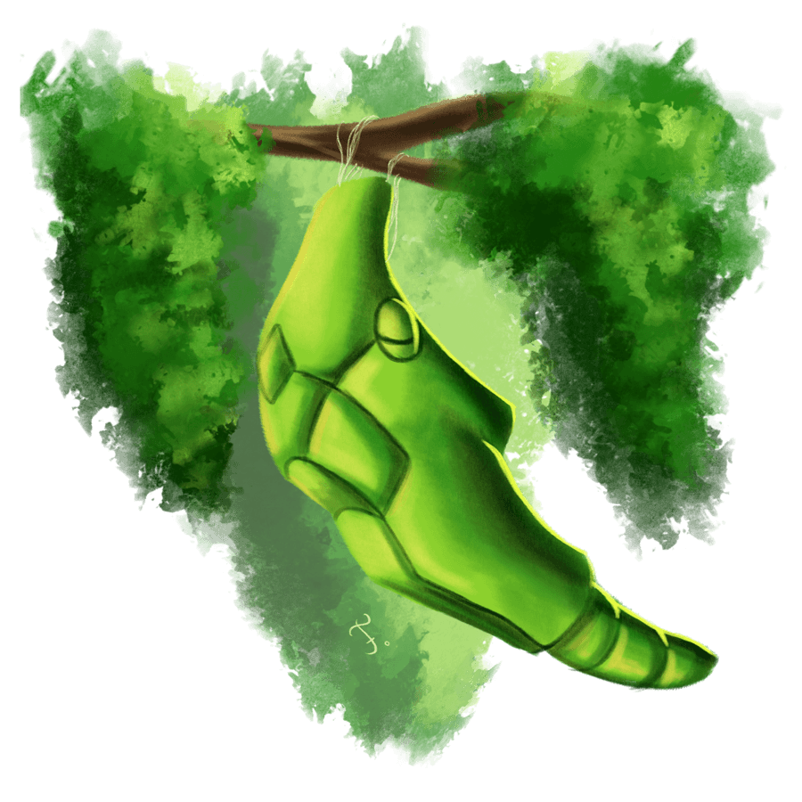 011 Metapod by feh-rodrigues on DeviantArt
