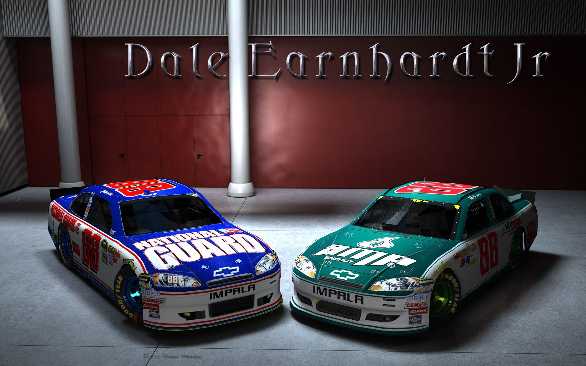 Wallpapers By Wicked Shadows Dale Earnhardt Sr Blackout: Dale Earnhardt Sr Wallpapers