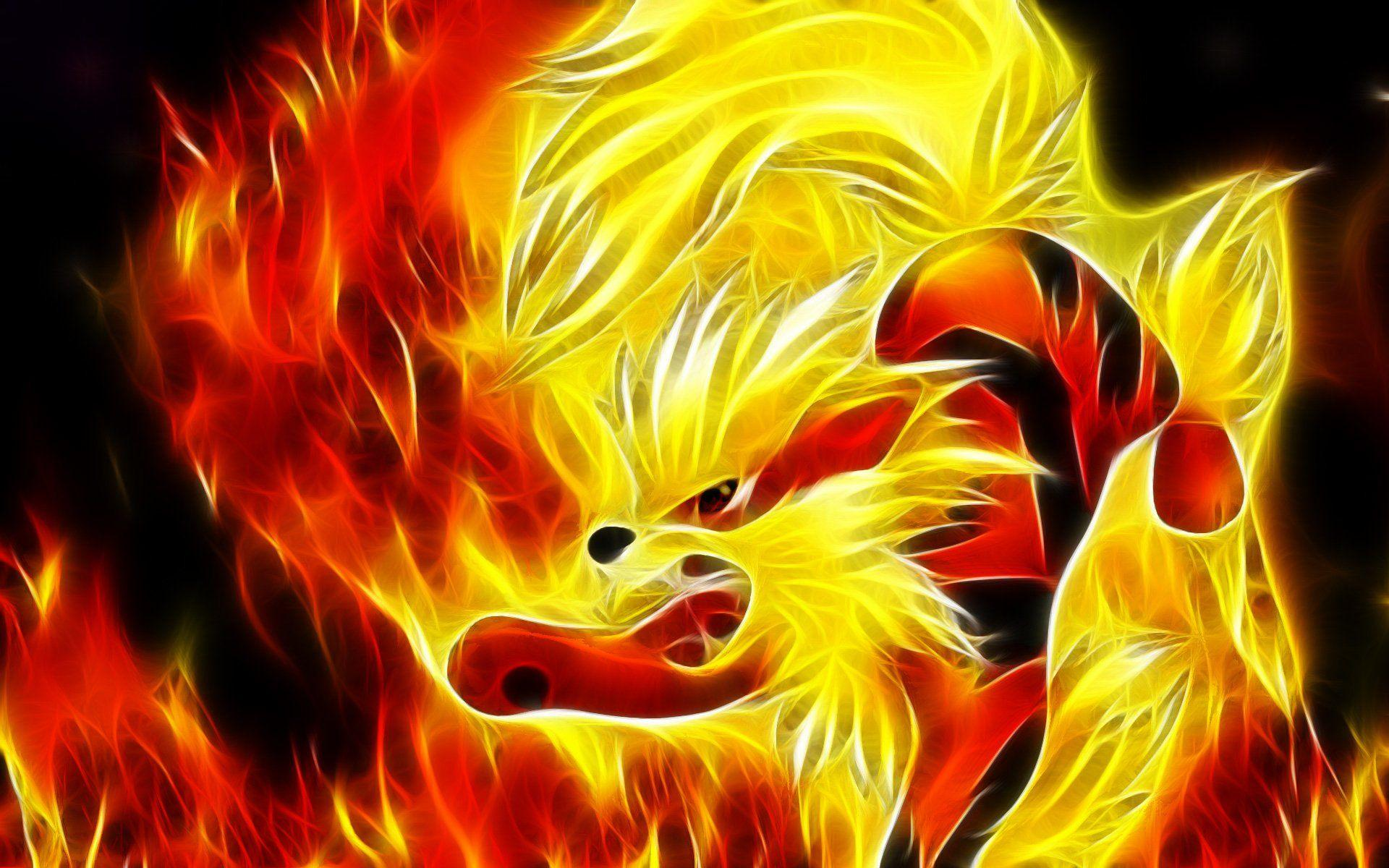 25 Arcanine (Pokémon) HD Wallpapers | Background Images ...