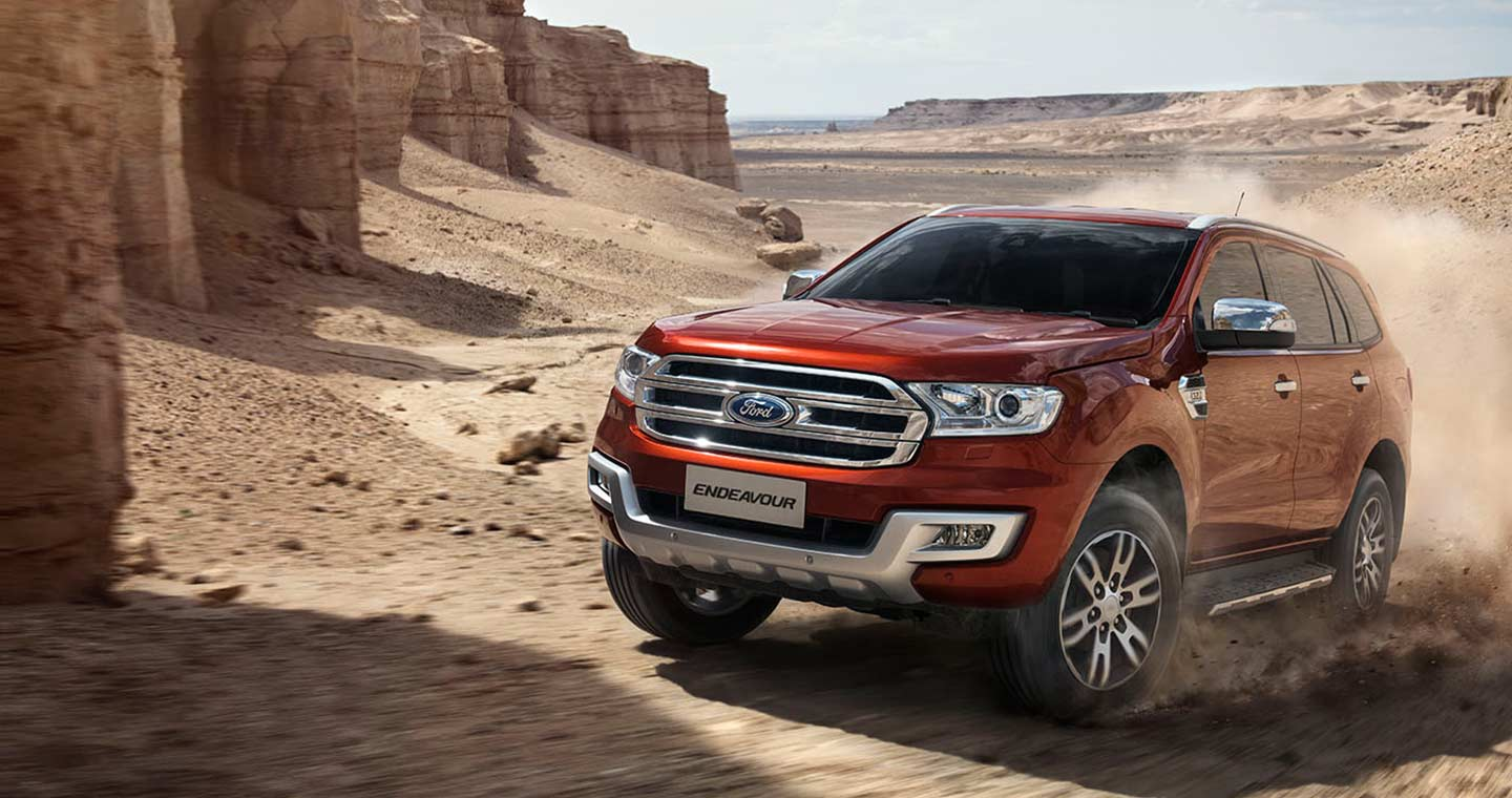Ford Endeavour Wallpapers Wallpaper Cave