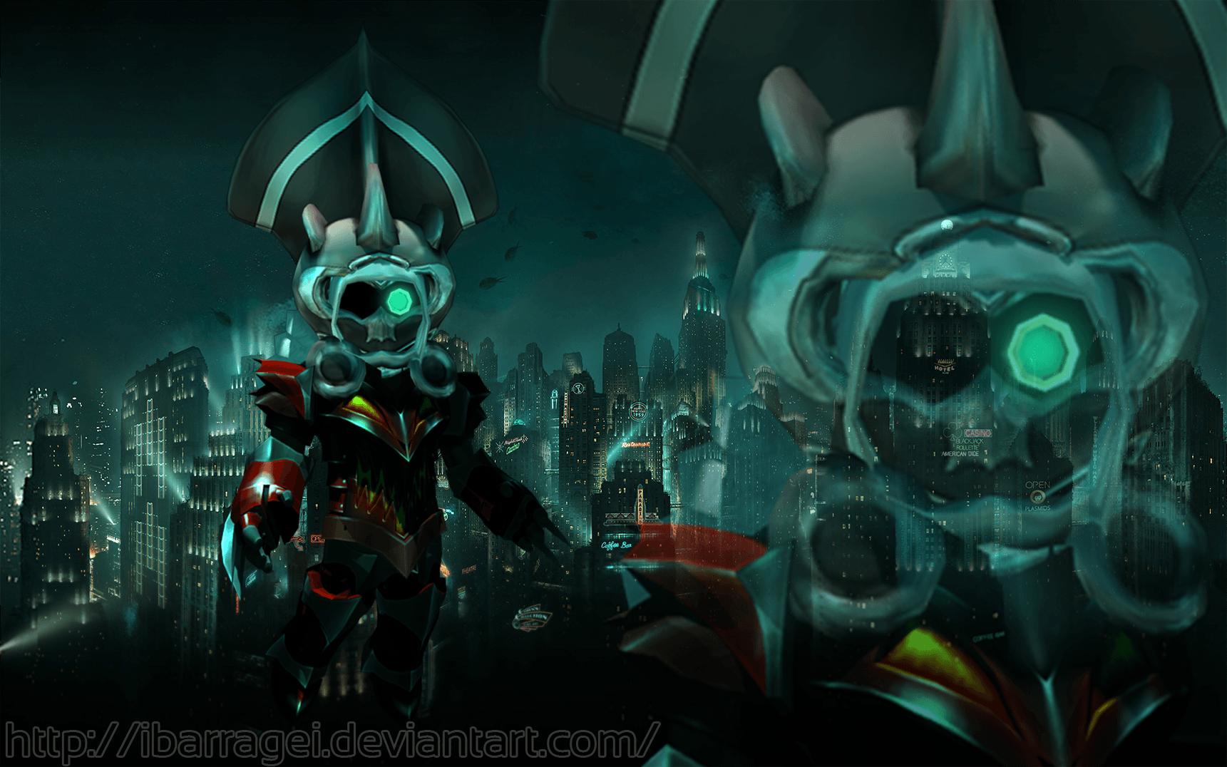 BioShock Rapture Wallpapers Group 72