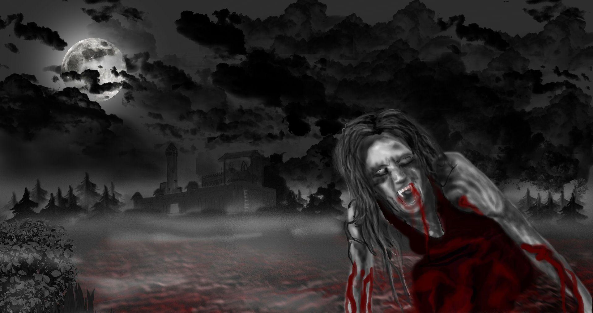 Vampires Wallpapers - Wallpaper Cave