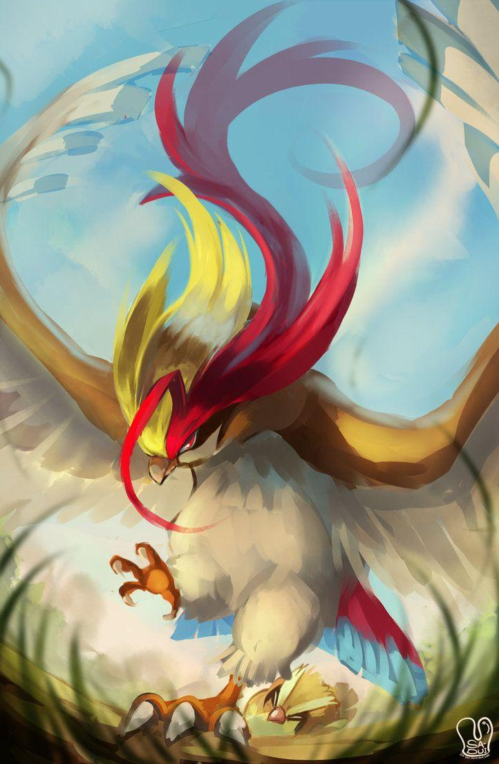 Omega Ruby and Alpha Sapphire images Pokemon : Mega Pidgeot HD ...