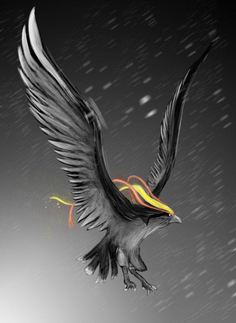 Pidgeot by UltimaDX on DeviantArt