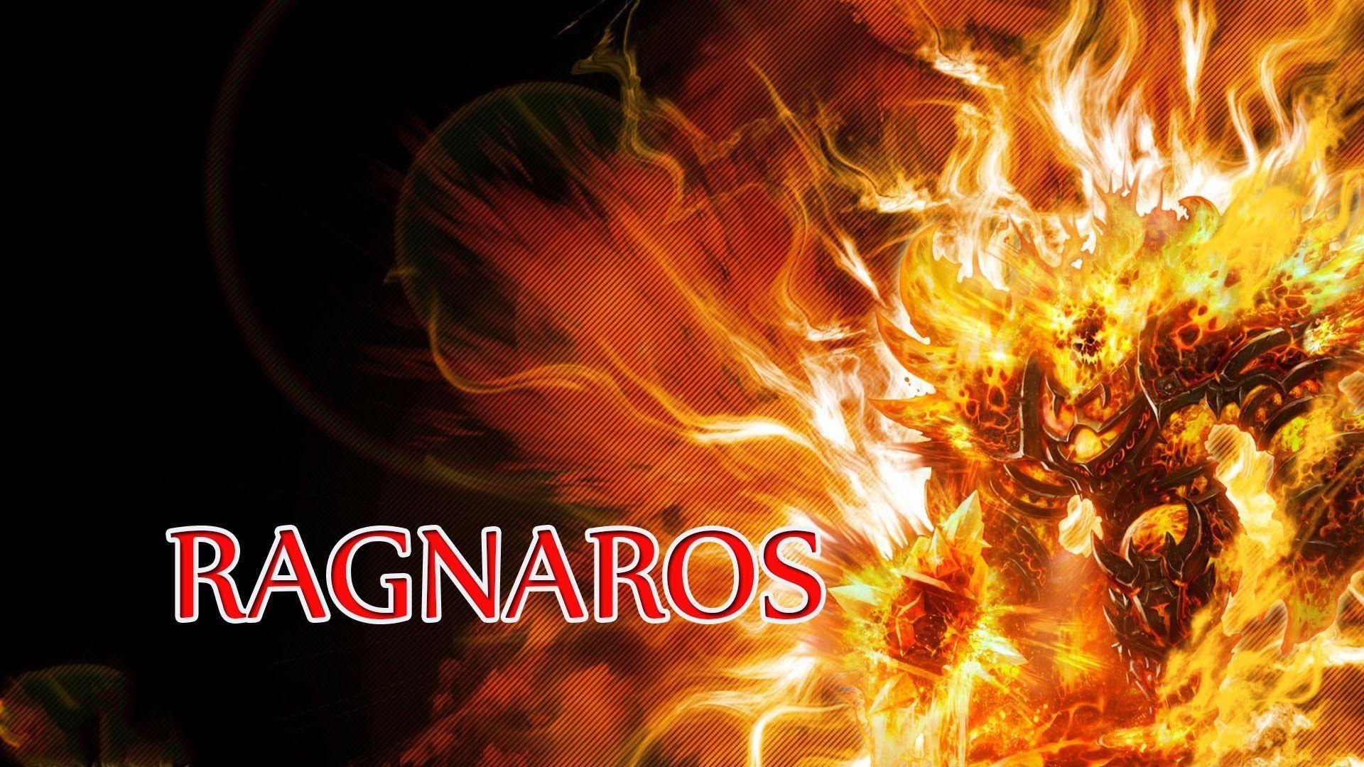 Ragnaros Wallpaper