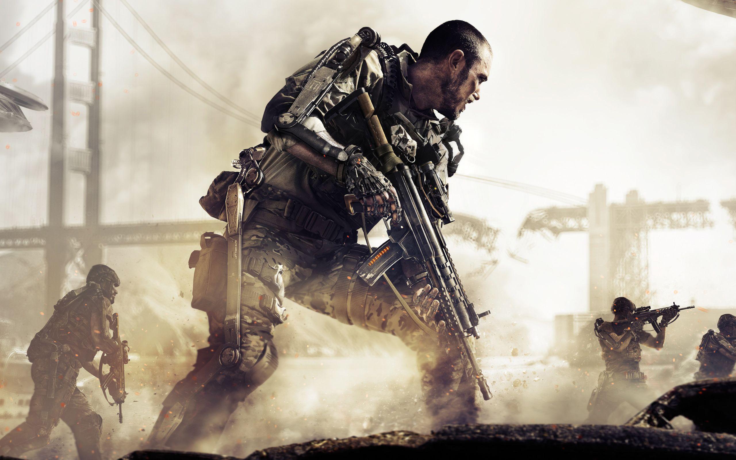 Call Of Duty Advanced Warfare Hd Wallpapers Wallpaper Cave