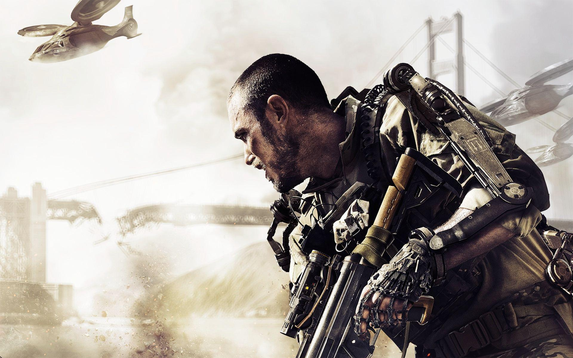 Call Of Duty: Advanced Warfare PS4 Wallpapers - PS4 Home