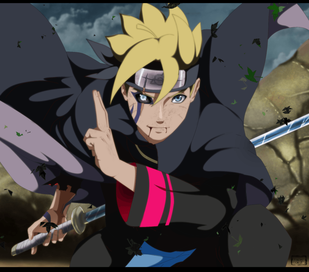 Boruto Jougan Wallpapers Wallpaper Cave