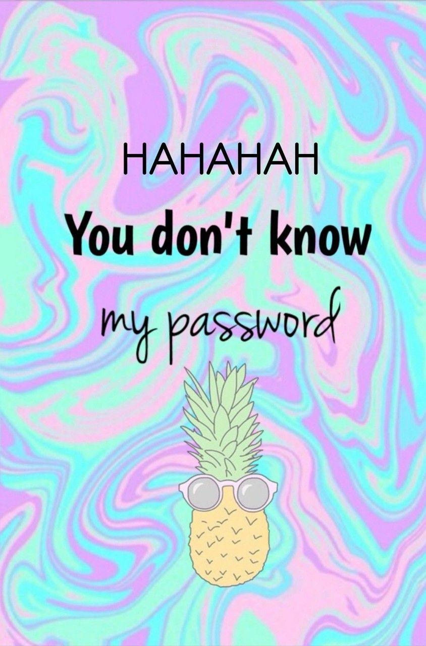 Hahaha You Don t Know My Password Wallpapers Wallpaper Cave