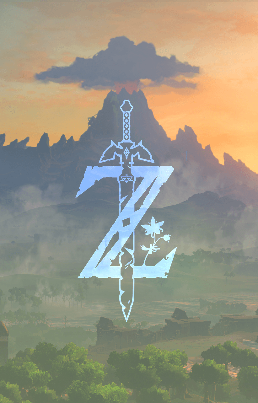 Legend Of Zelda Breath Of The Wild Wallpapers Wallpaper Cave