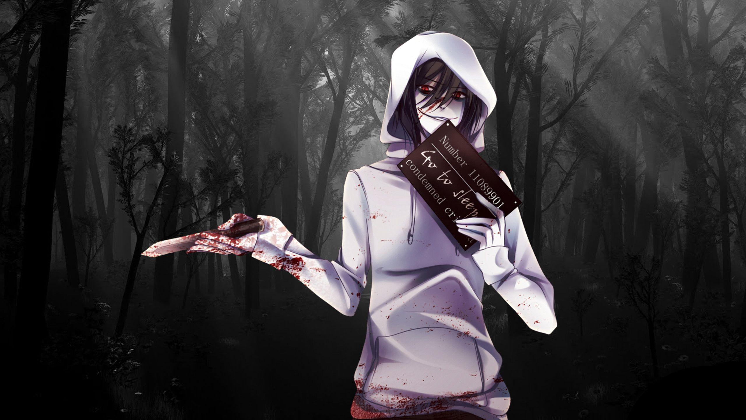 Jeff The Killer Wallpapers Wallpaper Cave