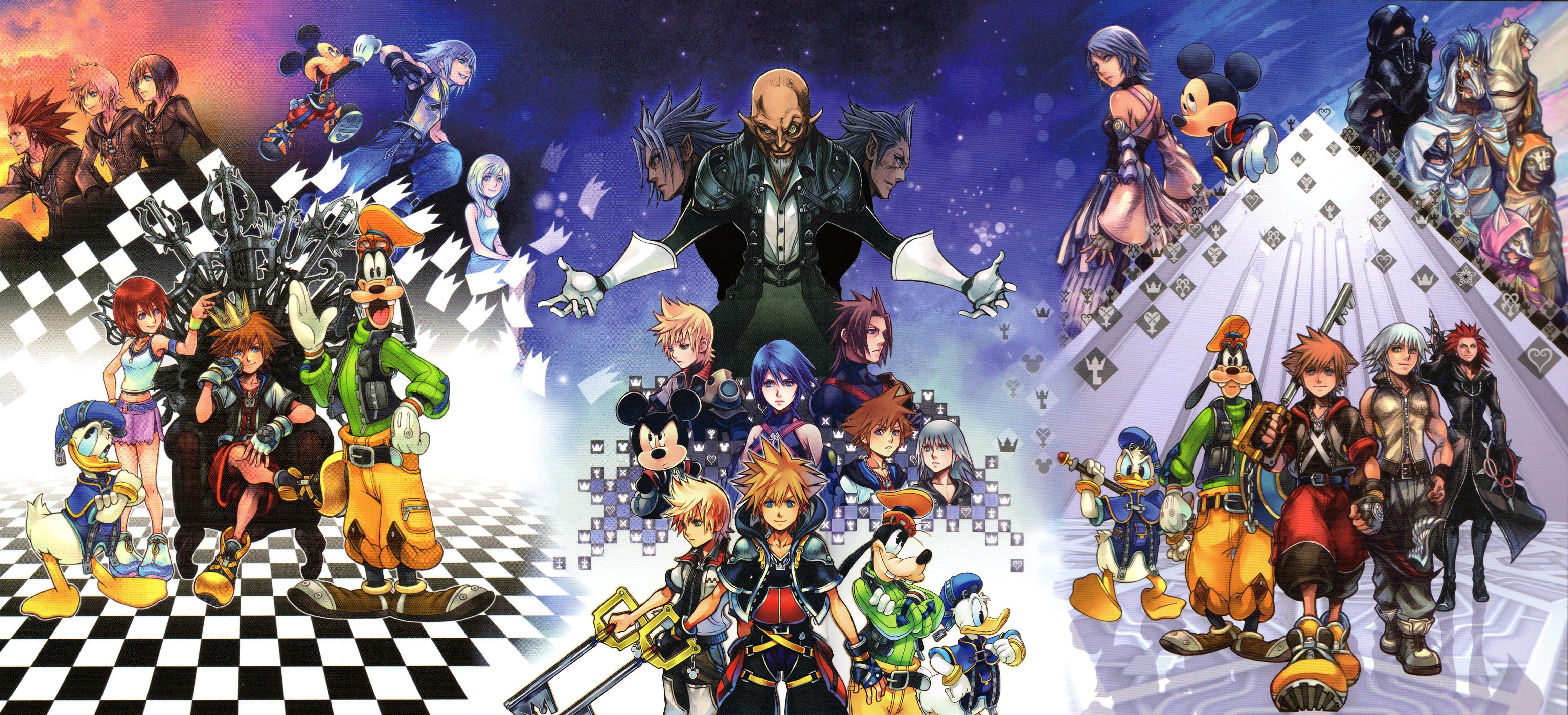 Kingdom Hearts 2018 Wallpapers - Wallpaper Cave