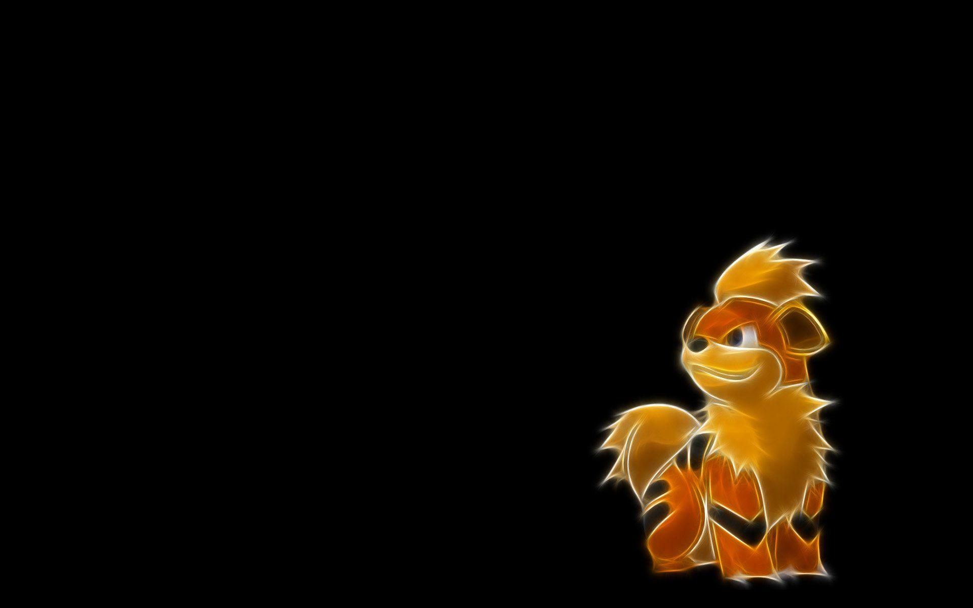 4 Growlithe (Pokémon) HD Wallpapers | Background Images ...