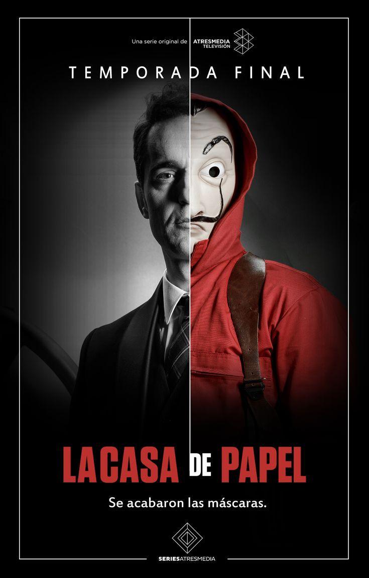 La Casa de Papel - Season 1 - Watch Full Episodes for Free ...  |La Casa De Papel