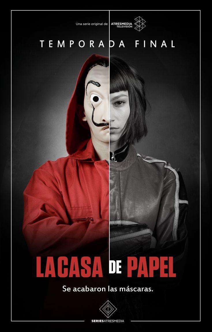 Seven Best La Casa De Papel Images On Pinterest Netflix Paper And