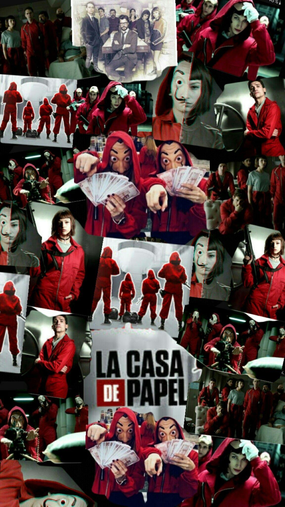 La Casa De Papel 3 Wallpapers Wallpaper Cave