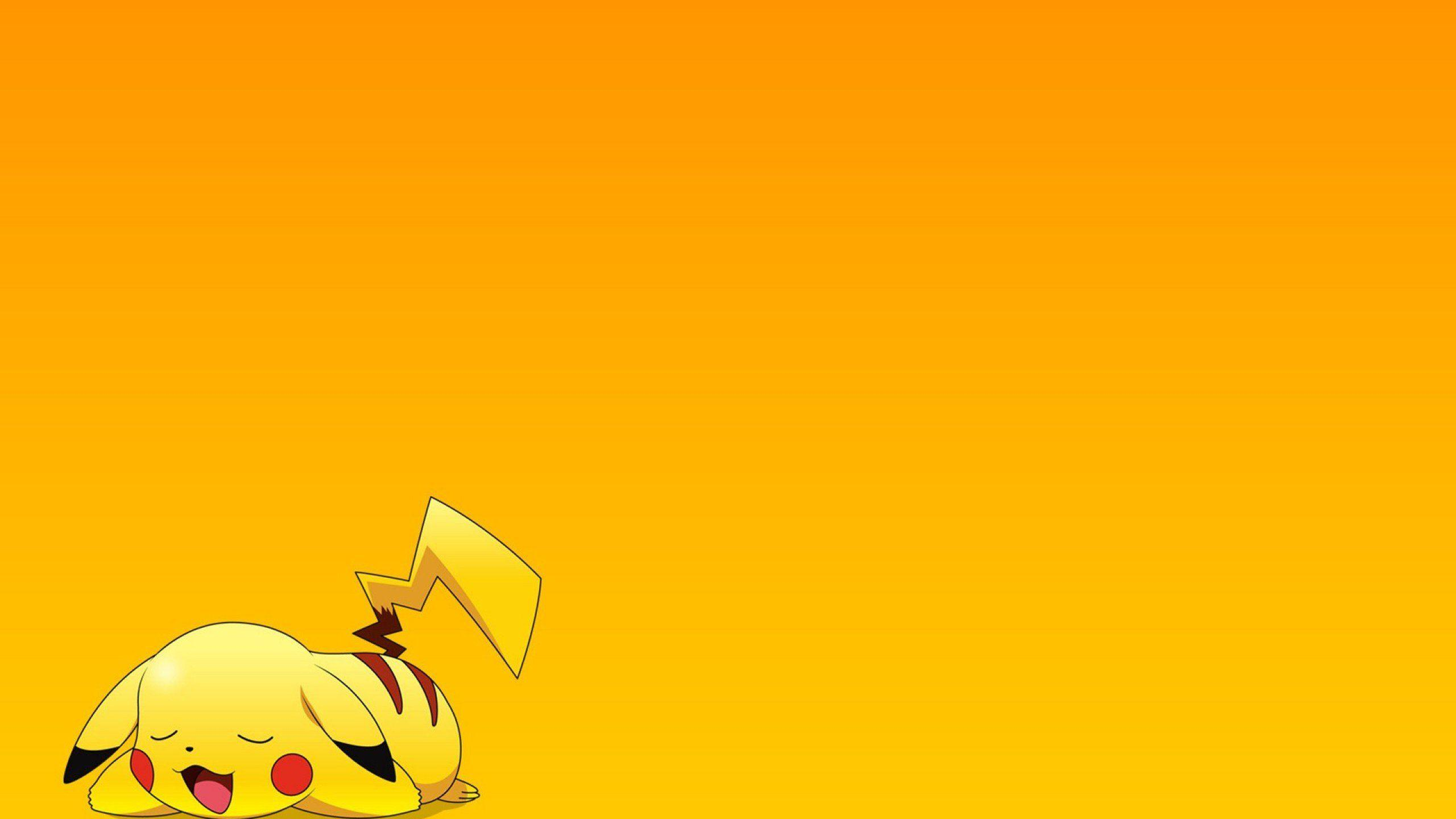 Pikachu HD Wallpapers Backgrounds Wallpaper | Wallpapers For ...