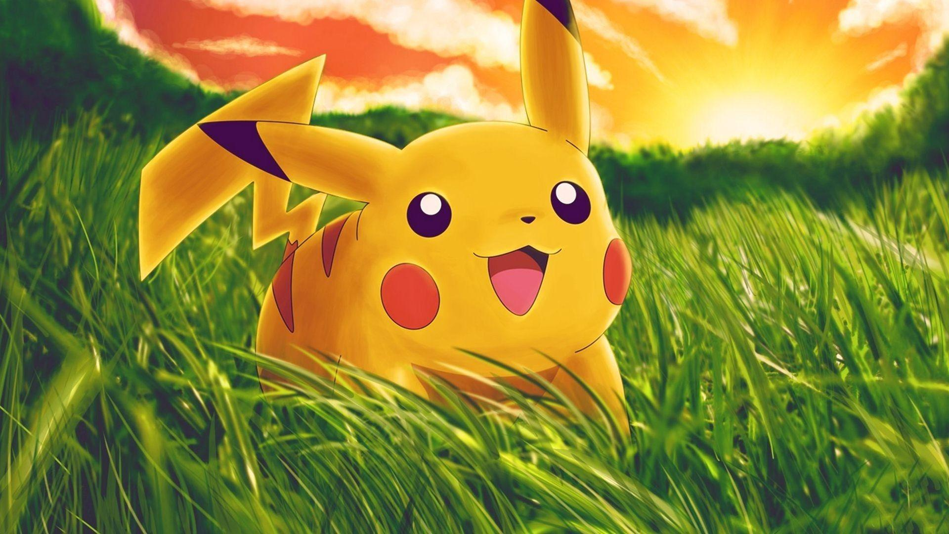 Download Pokemon Pikachu Wallpaper Hd Images Widescreen Background ...