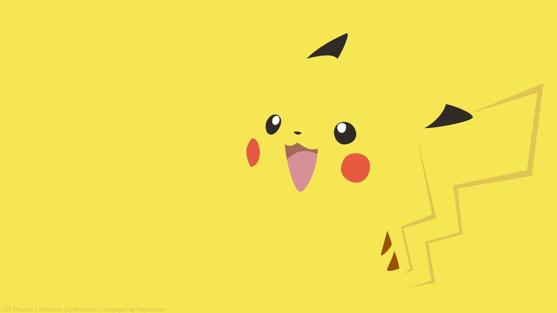 Pokémon Yellow: Special Pikachu Edition HD Wallpapers