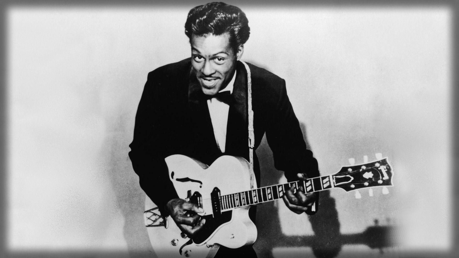 Chuck berry with naked girls