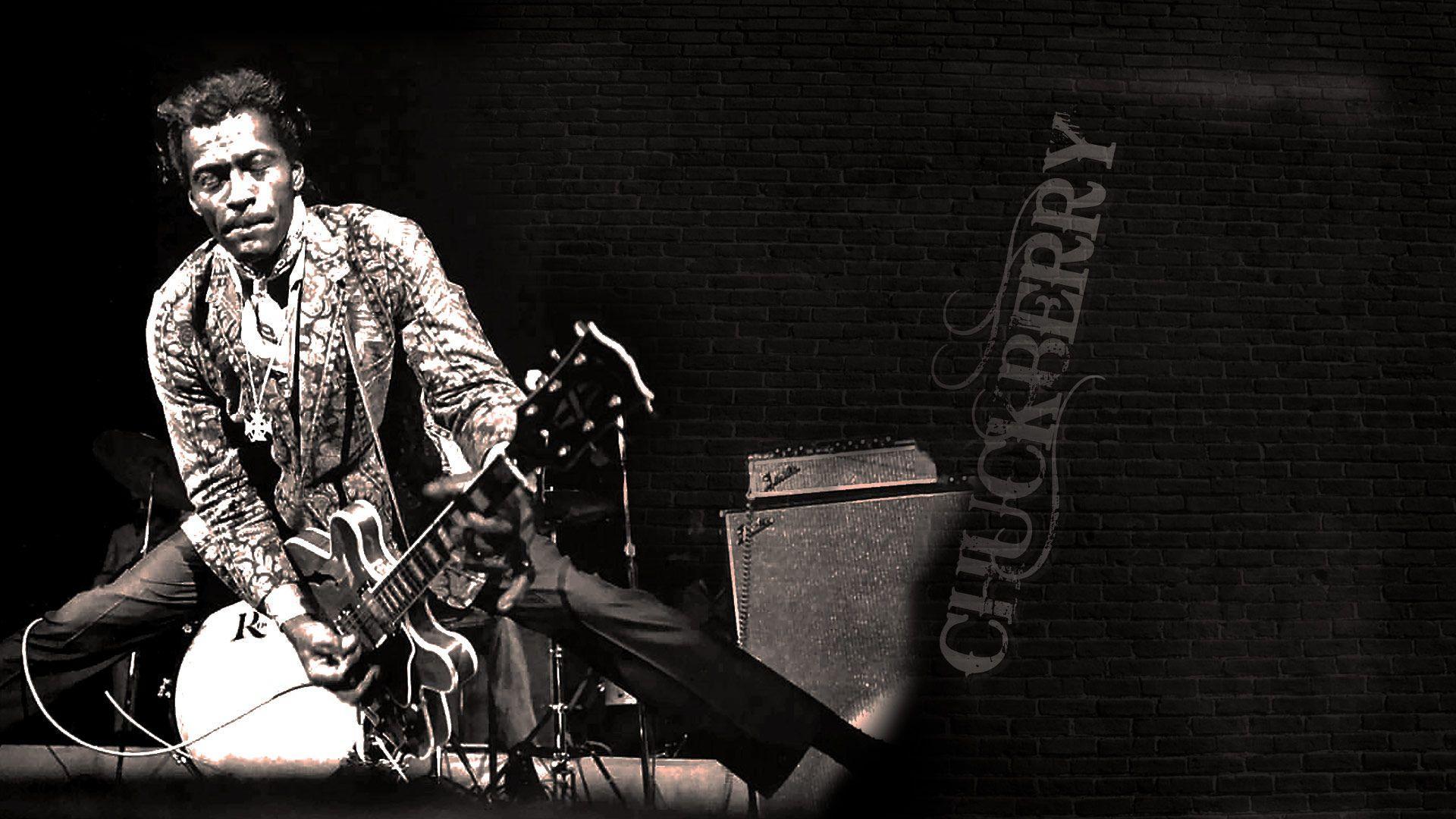 Chuck Berry HD Wallpapers for desktop download