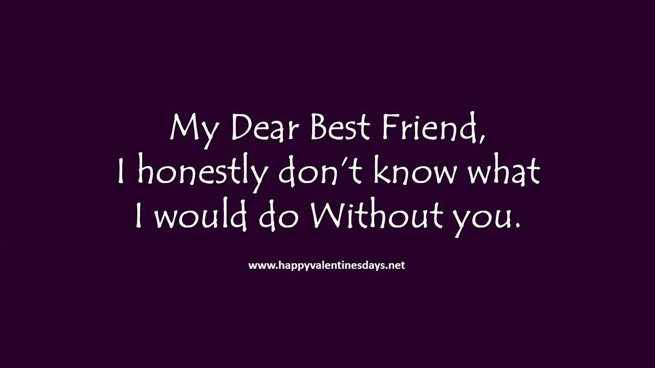 Best Friend Quotes Wallpapers