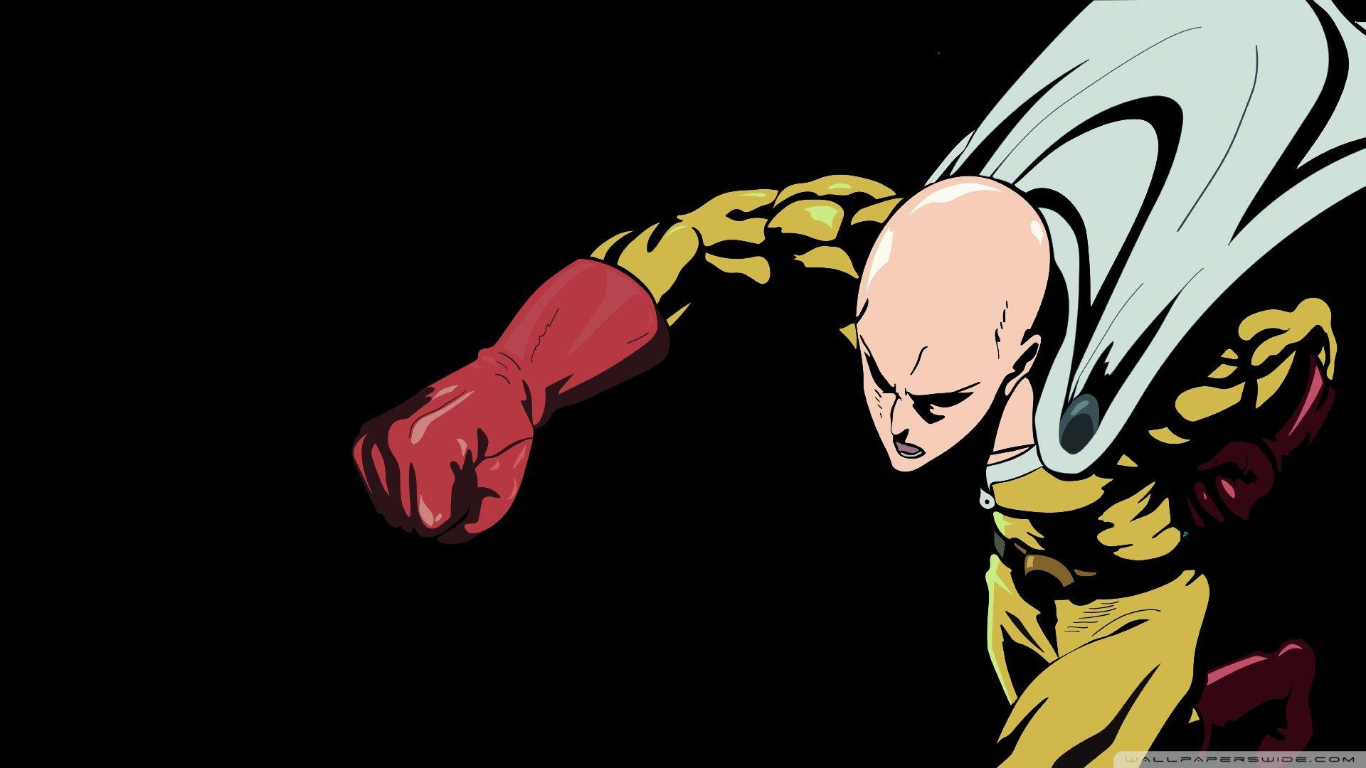 One Punch Man Hd Wallpapers Wallpaper Cave