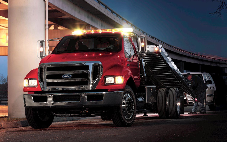 Tow Truck Wallpaper - Truck Pictures