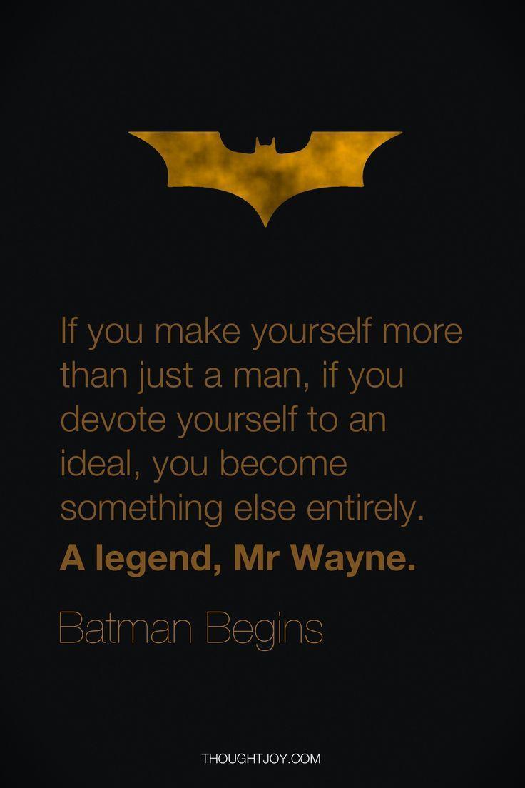 Batman Quotes Wallpapers Wallpaper Cave