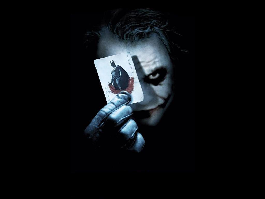 Batman The Dark Knight Joker Wallpapers Hd Wallpaper Cave