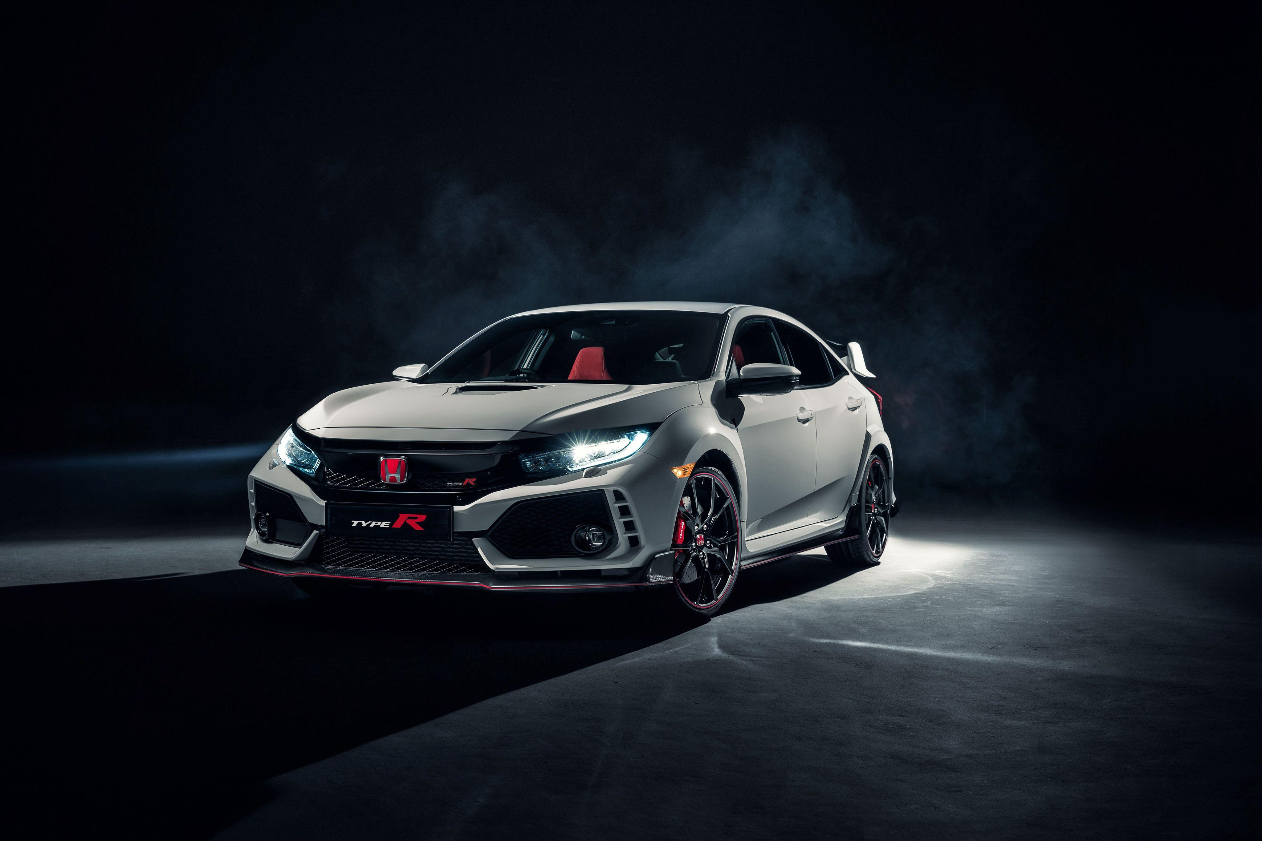 Charmant Wallpaper Honda Civic Type R, 2017, 4K, Automotive / Cars, #6638