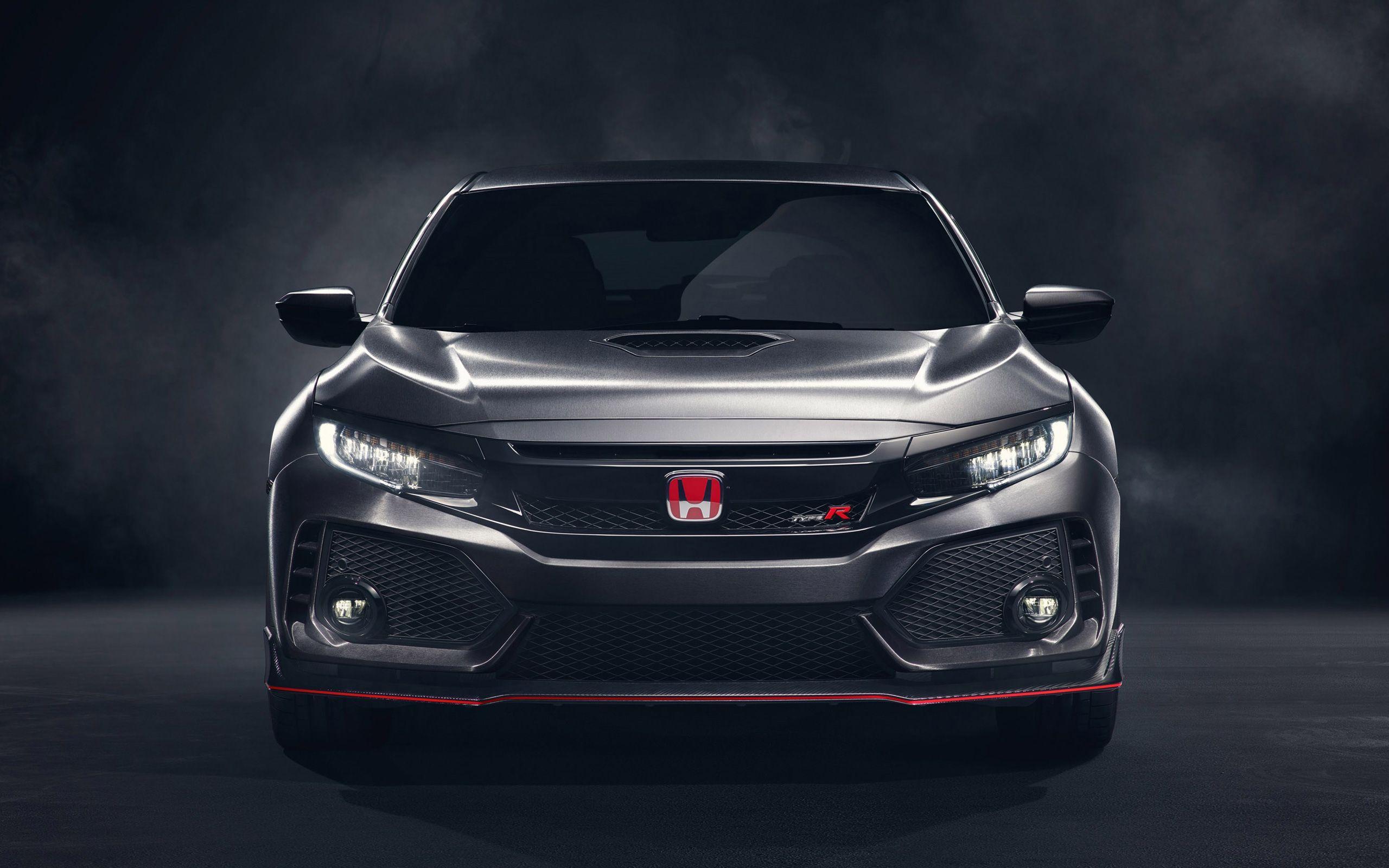 2017 Honda Civic Type R Wallpaper HD Car Wallpapers