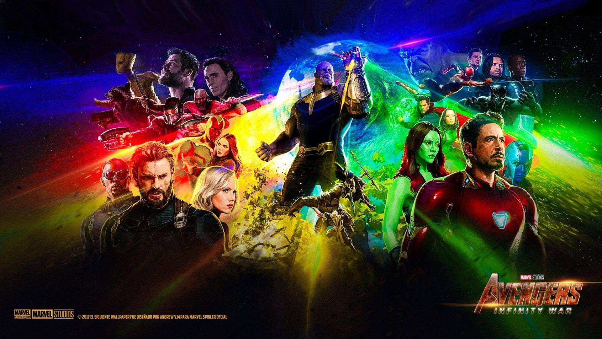 Infinity War Wallpapers Wallpaper Cave