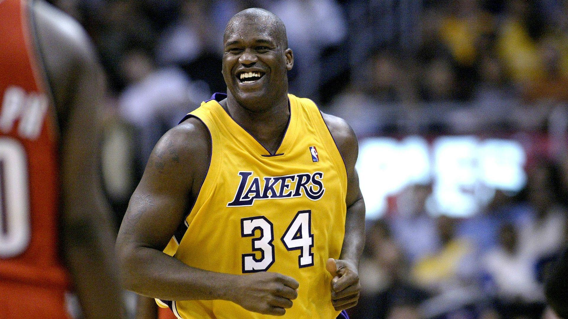 Shaquille O'Neal's son says his dad would be even more dominant if