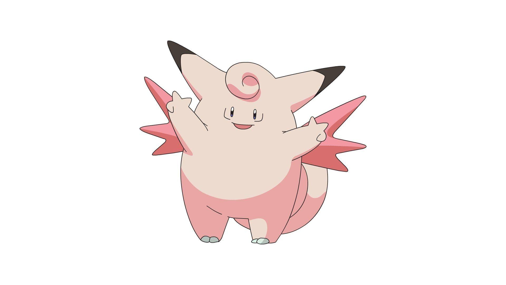 Pokemon Clefable - WallDevil