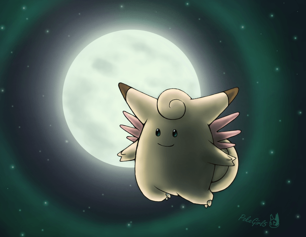 036 Clefable by PokeGirl5 on DeviantArt