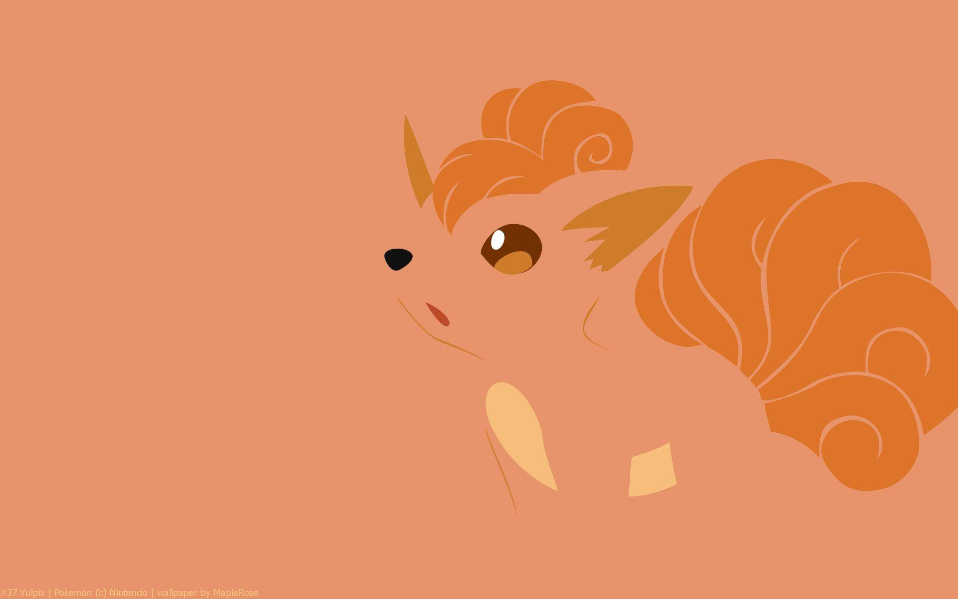 Vulpix Pokemon HD Wallpaper - Free HD wallpapers, Iphone, Samsung ...